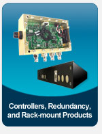Controllers, Redundancy, and Rack-mount Products