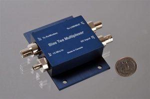 Orbital Bias Tee Multiplexer