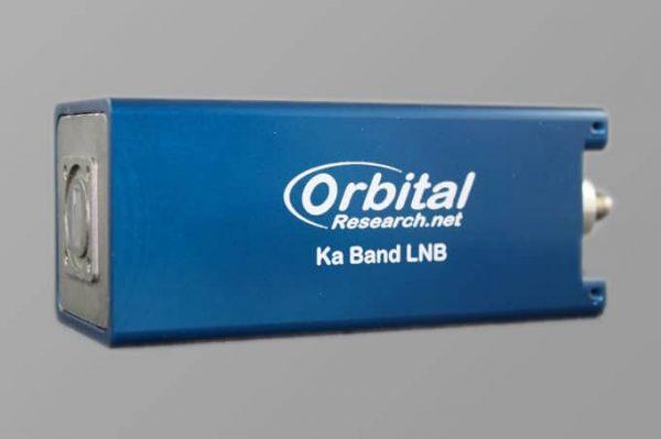Orbital 694XA Series Ka-Band External Reference LNB with Rear Anchor Posts