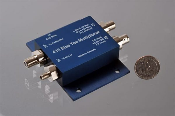 Orbital MT433 – Mux-Tee with 433 MHz M & C Channel