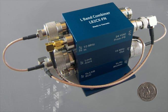 L-Band Combiner