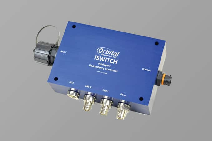 Orbital iSWITCH Intelligent Redundancy Controller