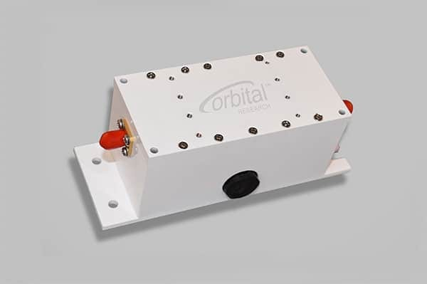 Orbital Ku and Ka block down converter (BDC)