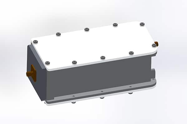 X-band block downconverter (BDC)