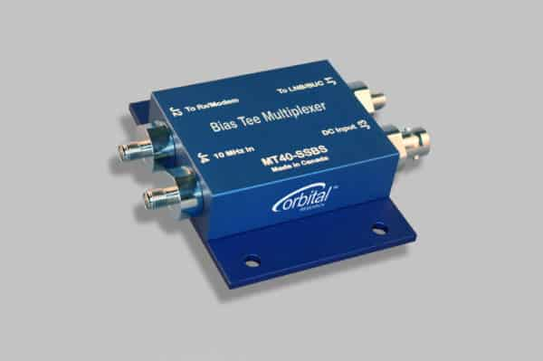 photo of Orbital Mux-Tee (Bias Tee Multiplexer)