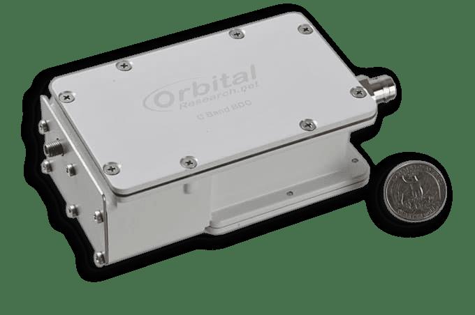 Satellite Communication C-Band Block Downconverter - Phase Loop Lock